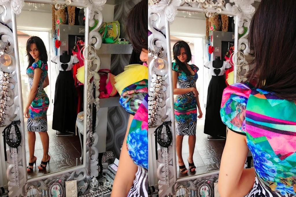 rochie ruxandra luca