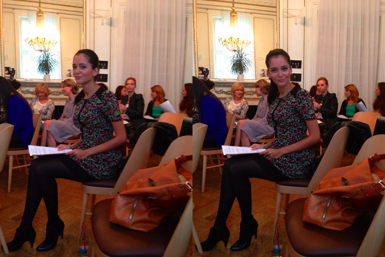 Ruxandra Luca workshop cariera &familie
