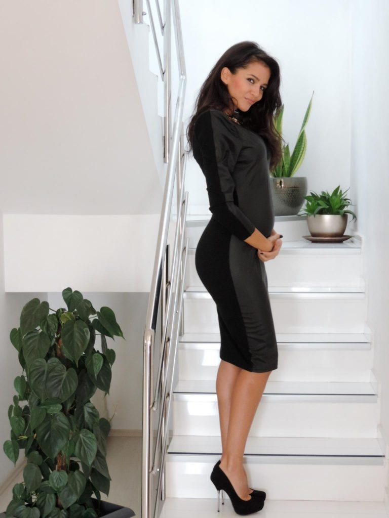Ruxandra Luca insarcinata sarcina 5 luni bebe 2