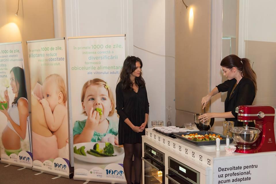 Seminar de Diversificare a Alimentatiei Copilului, Primele 1000 de zile