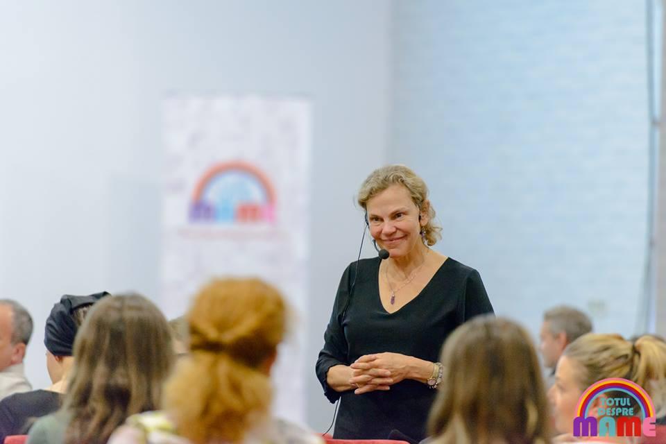 Dr. Laura Markham, conferinte Bucuresti