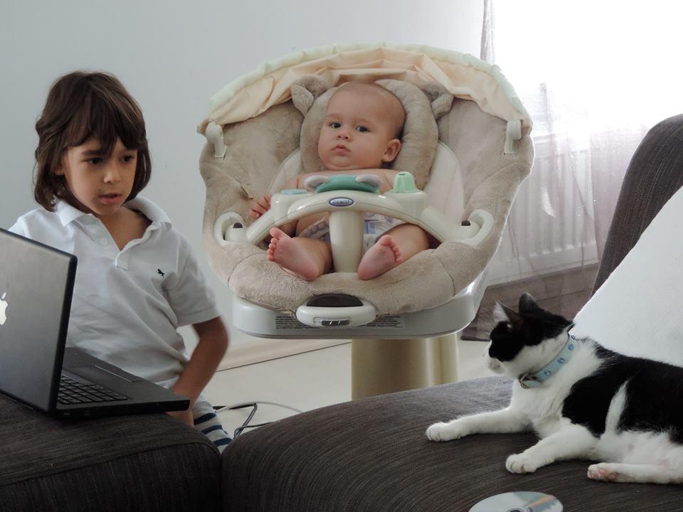 Ruxandra Luca, lucruri care mi-au usurat viata cu bebelusul