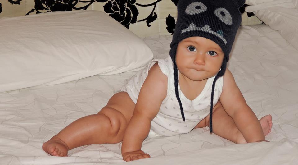 Ruxandra Luca, bebelus, greutate copil alaptat exclusiv