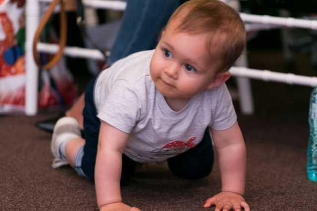 Ruxandra Luca, Ingrijirea bebelusului in primul an de viata