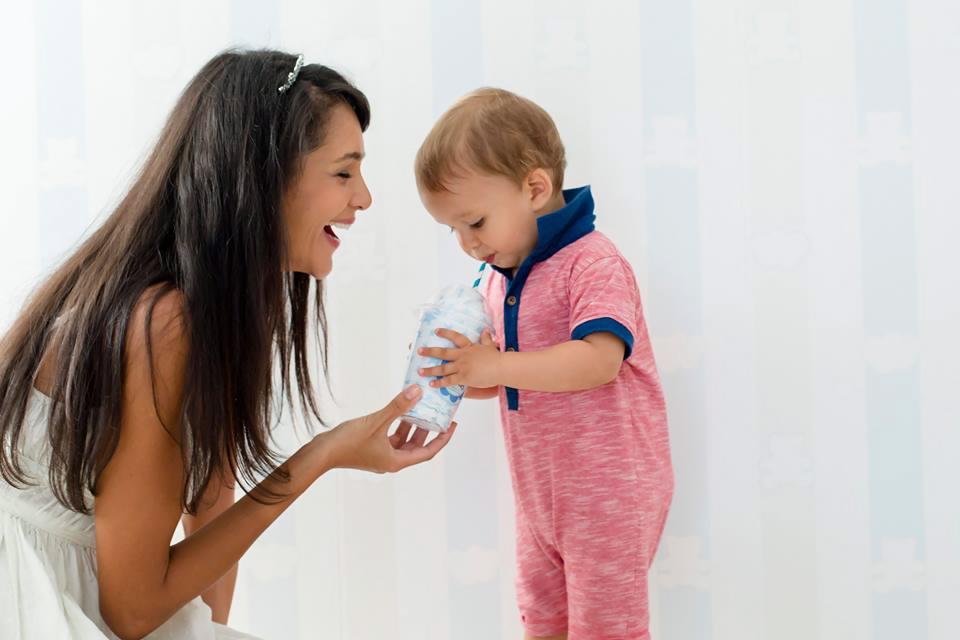 Ruxandra Luca, Idei de cadouri speciale pentru burtici si proaspete mamici