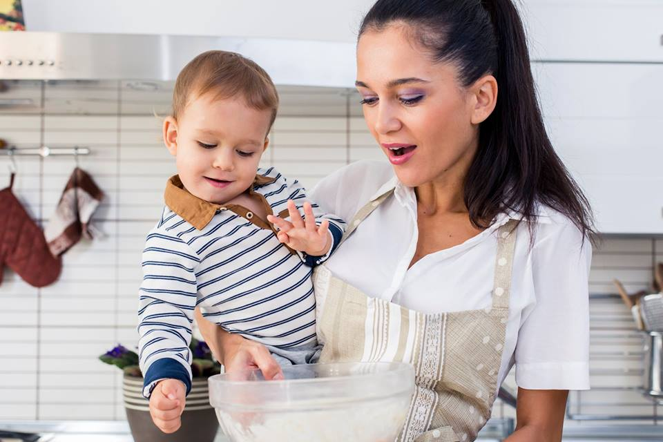 Ruxandra Luca, Retete simple si delicioase de pizza pentru copii