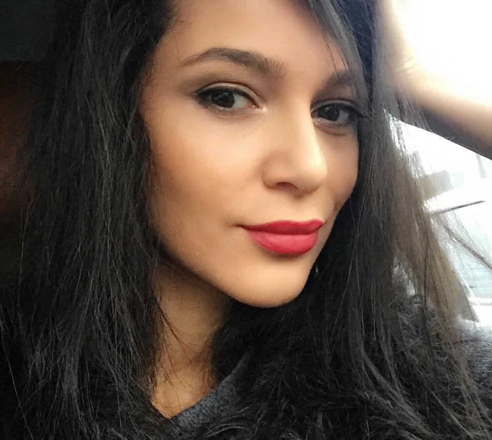 Ruxandra Luca, ziua mea