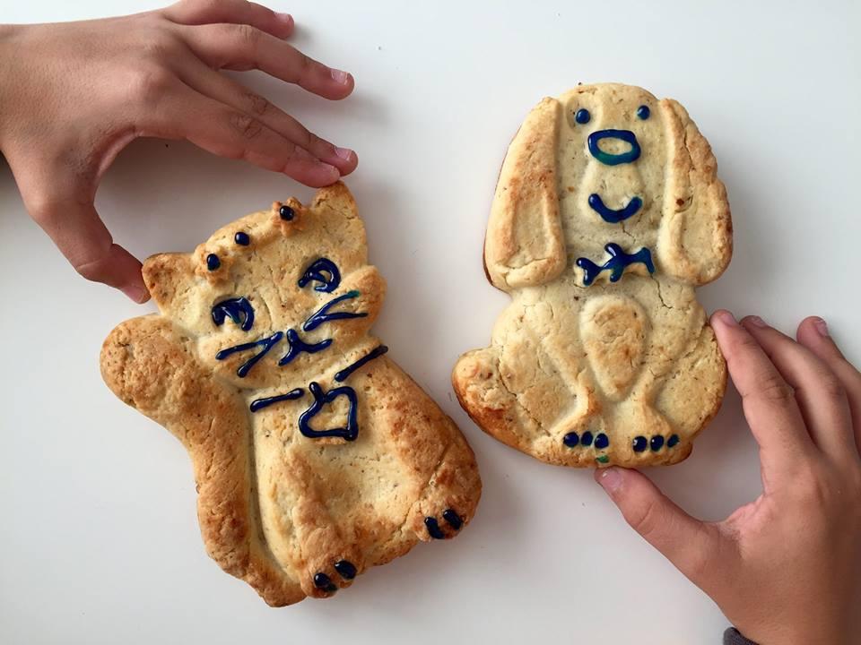 biscuiti de casa pentru copii