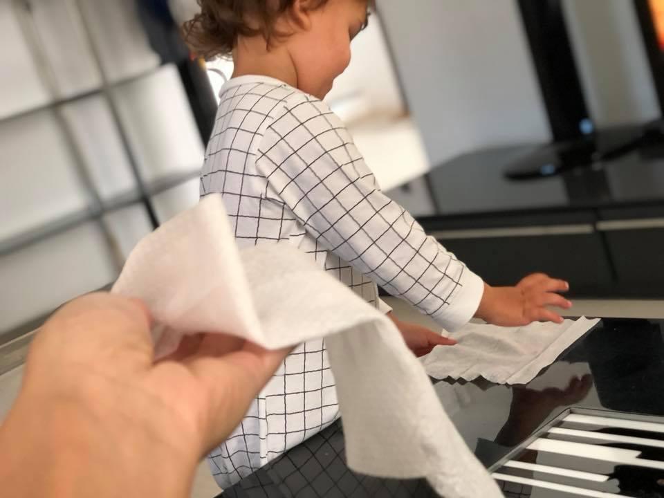 utilizari mai putin obisnuite ale servetelelor umede de care orice mama ar trebui sa stie