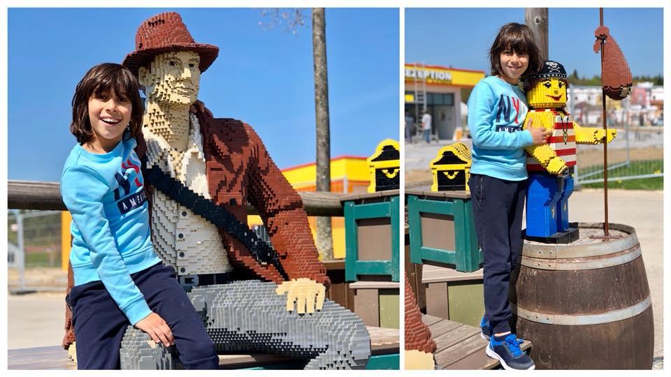 vacanta la Legoland Germania