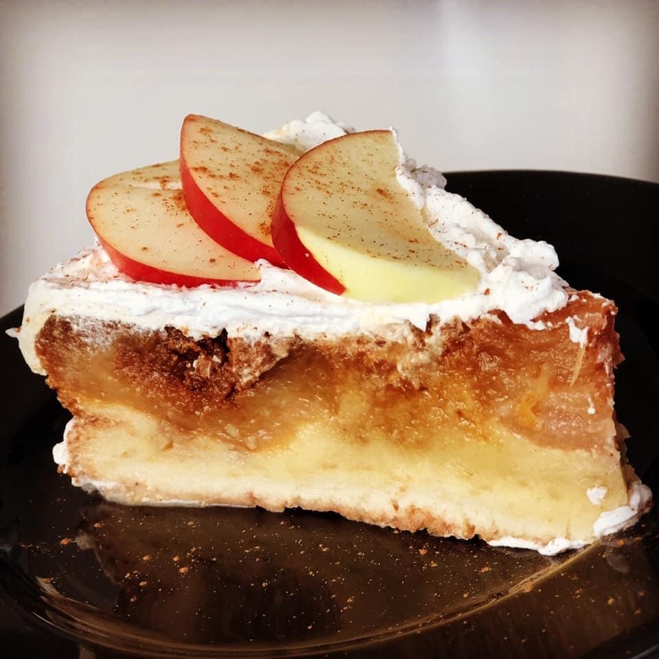 reteta tort de mere