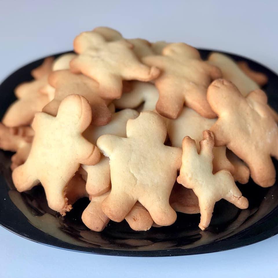 reteta de biscuiti simpli si buni pentru copii