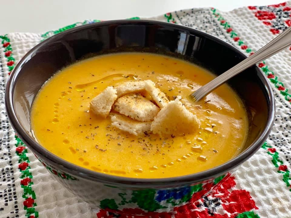 cea mai buna supa crema de legume, reteta