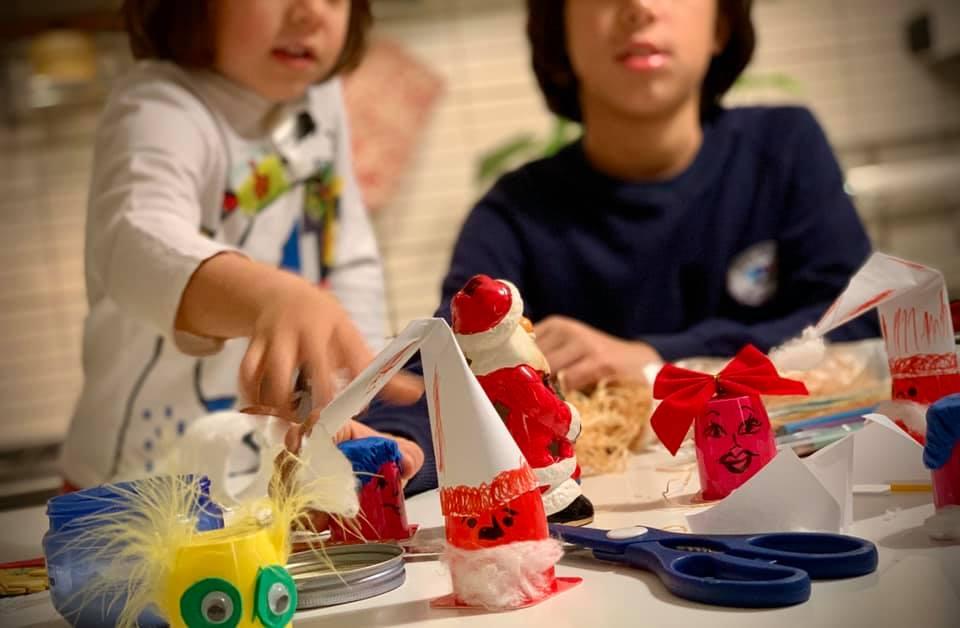4 idei de activități creative pentru întreaga familie