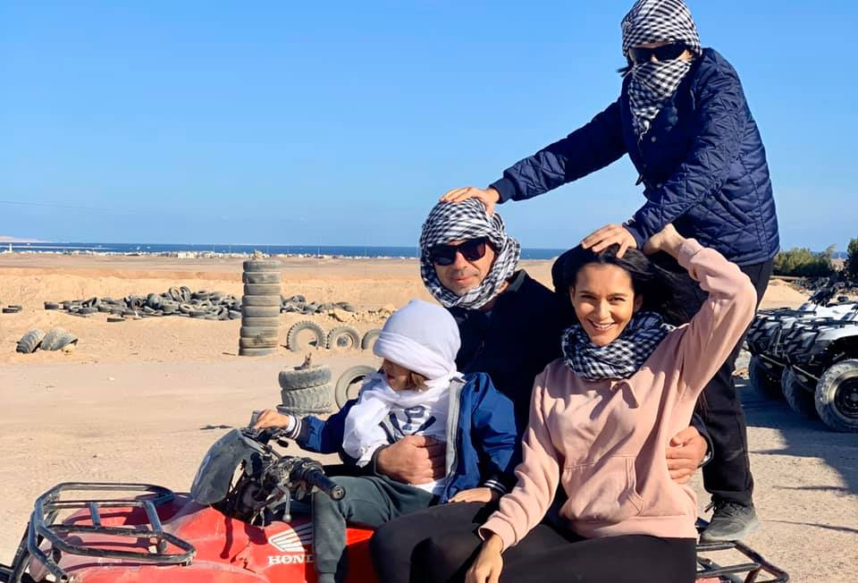 vacanta cu familia in Egipt