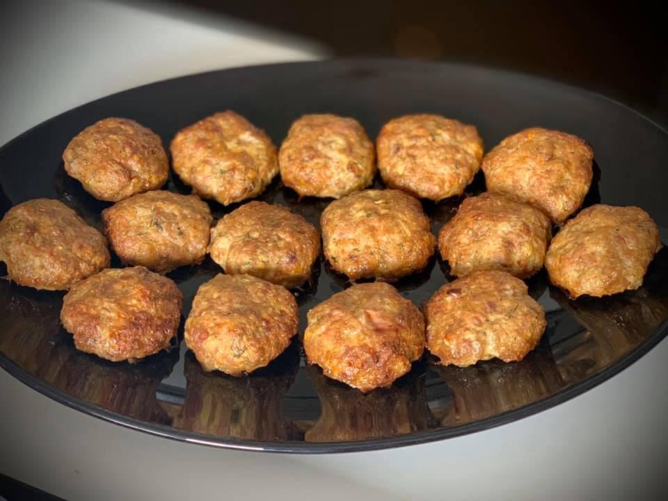 Chifteluțe la cuptor rețeta