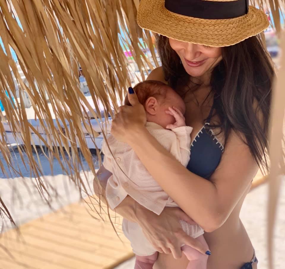 Mama care este bine cu ea însăși va crește un pui fericit, Ruxandra Luca